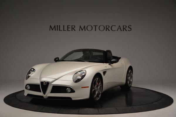 Used 2009 Alfa Romeo 8C Competizione Spider for sale $345,900 at Alfa Romeo of Westport in Westport CT 06880 1