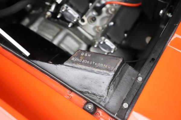 Used 1968 Ferrari 206 for sale $635,000 at Alfa Romeo of Westport in Westport CT 06880 26