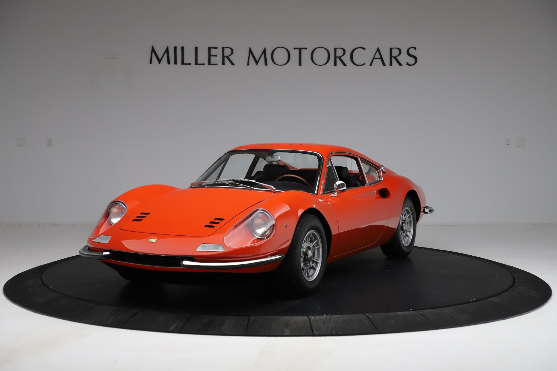 Used 1968 Ferrari 206 for sale $635,000 at Alfa Romeo of Westport in Westport CT 06880 1