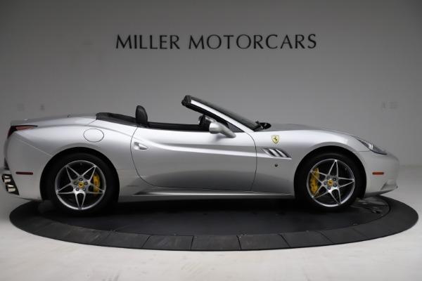 Used 2010 Ferrari California for sale $114,900 at Alfa Romeo of Westport in Westport CT 06880 10