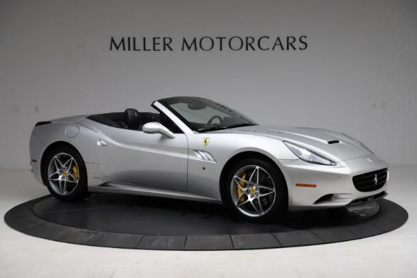Used 2010 Ferrari California for sale $114,900 at Alfa Romeo of Westport in Westport CT 06880 11