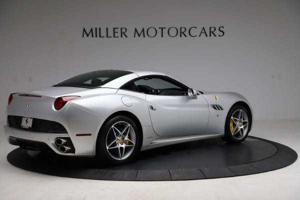 Used 2010 Ferrari California for sale $114,900 at Alfa Romeo of Westport in Westport CT 06880 18