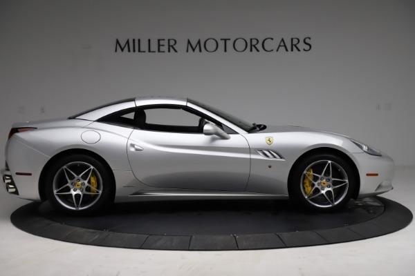 Used 2010 Ferrari California for sale $114,900 at Alfa Romeo of Westport in Westport CT 06880 19