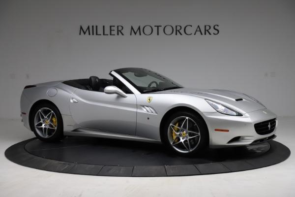 Used 2010 Ferrari California for sale $114,900 at Alfa Romeo of Westport in Westport CT 06880 21