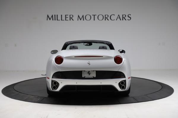 Used 2010 Ferrari California for sale $114,900 at Alfa Romeo of Westport in Westport CT 06880 7