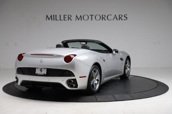 Used 2010 Ferrari California for sale $114,900 at Alfa Romeo of Westport in Westport CT 06880 8