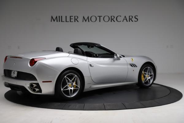 Used 2010 Ferrari California for sale $114,900 at Alfa Romeo of Westport in Westport CT 06880 9