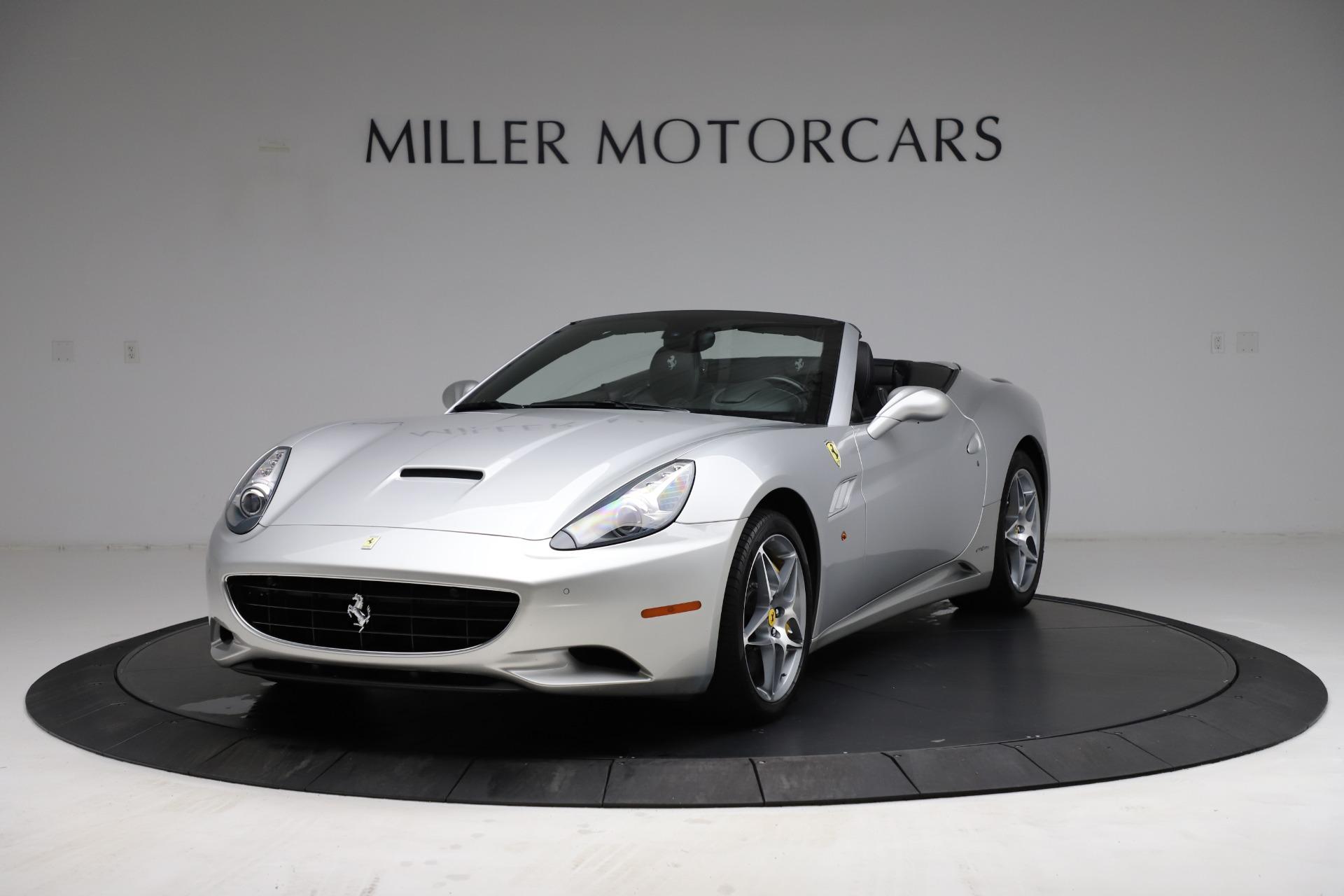 Used 2010 Ferrari California for sale $114,900 at Alfa Romeo of Westport in Westport CT 06880 1