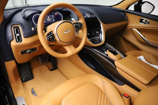 New 2021 Aston Martin DBX for sale $205,386 at Alfa Romeo of Westport in Westport CT 06880 13