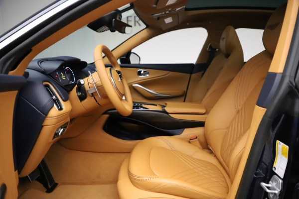 New 2021 Aston Martin DBX for sale $205,386 at Alfa Romeo of Westport in Westport CT 06880 14