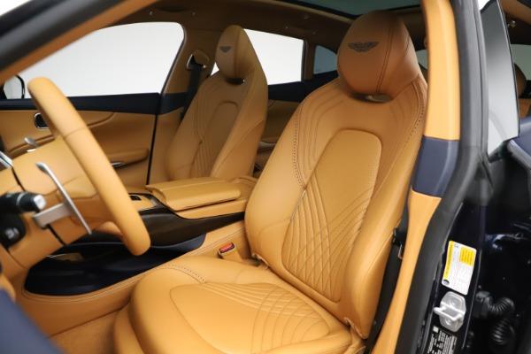 New 2021 Aston Martin DBX for sale $205,386 at Alfa Romeo of Westport in Westport CT 06880 15
