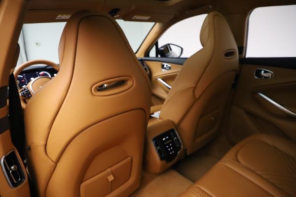 New 2021 Aston Martin DBX for sale $205,386 at Alfa Romeo of Westport in Westport CT 06880 17
