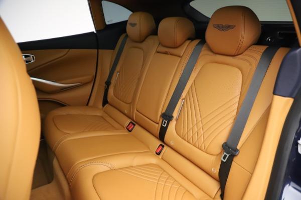 New 2021 Aston Martin DBX for sale $205,386 at Alfa Romeo of Westport in Westport CT 06880 19