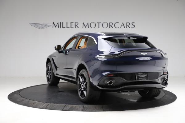New 2021 Aston Martin DBX for sale $205,386 at Alfa Romeo of Westport in Westport CT 06880 4