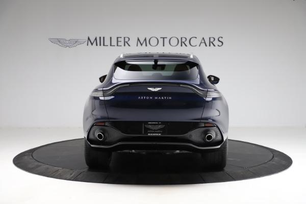 New 2021 Aston Martin DBX for sale $205,386 at Alfa Romeo of Westport in Westport CT 06880 5