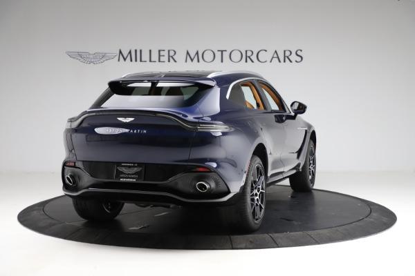New 2021 Aston Martin DBX for sale $205,386 at Alfa Romeo of Westport in Westport CT 06880 6