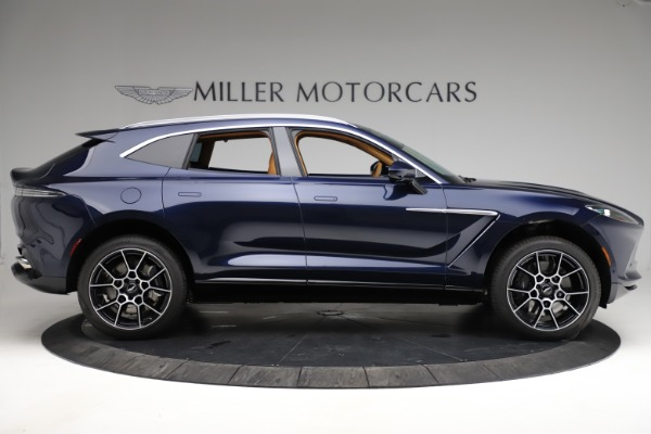 New 2021 Aston Martin DBX for sale $205,386 at Alfa Romeo of Westport in Westport CT 06880 8