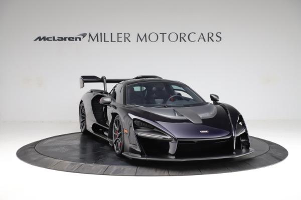 Used 2019 McLaren Senna for sale $1,195,000 at Alfa Romeo of Westport in Westport CT 06880 10