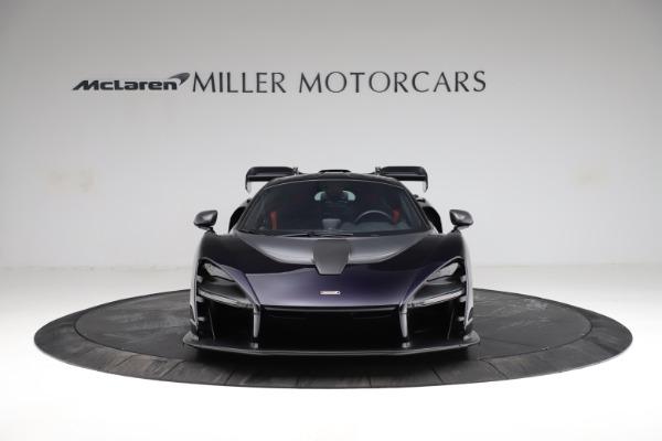 Used 2019 McLaren Senna for sale $1,195,000 at Alfa Romeo of Westport in Westport CT 06880 11