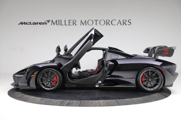 Used 2019 McLaren Senna for sale $1,195,000 at Alfa Romeo of Westport in Westport CT 06880 14