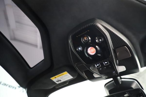 Used 2019 McLaren Senna for sale $1,195,000 at Alfa Romeo of Westport in Westport CT 06880 24