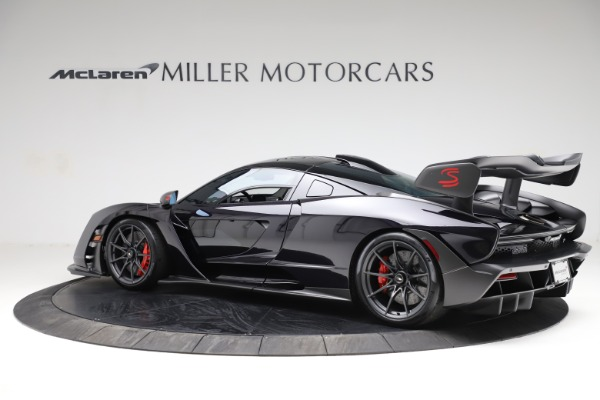 Used 2019 McLaren Senna for sale $1,195,000 at Alfa Romeo of Westport in Westport CT 06880 3