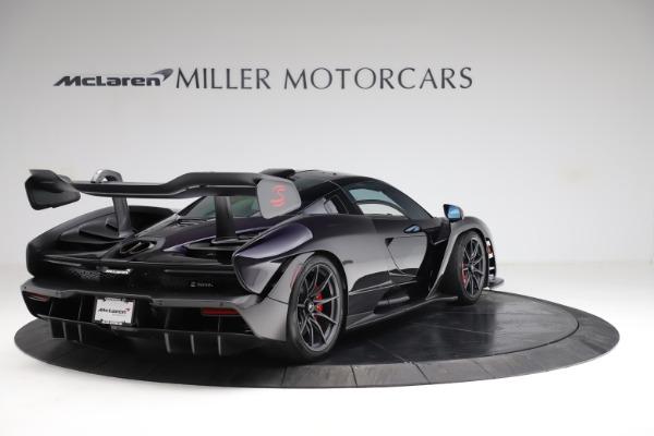 Used 2019 McLaren Senna for sale $1,195,000 at Alfa Romeo of Westport in Westport CT 06880 6
