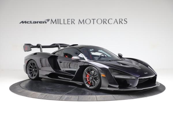 Used 2019 McLaren Senna for sale $1,195,000 at Alfa Romeo of Westport in Westport CT 06880 9