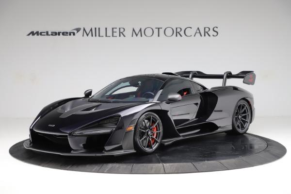Used 2019 McLaren Senna for sale $1,195,000 at Alfa Romeo of Westport in Westport CT 06880 1