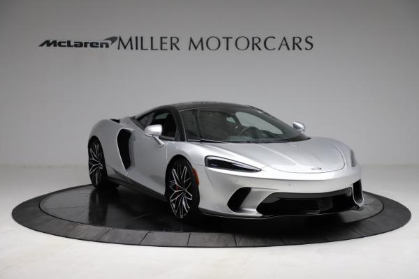 New 2021 McLaren GT Pioneer for sale $214,005 at Alfa Romeo of Westport in Westport CT 06880 10