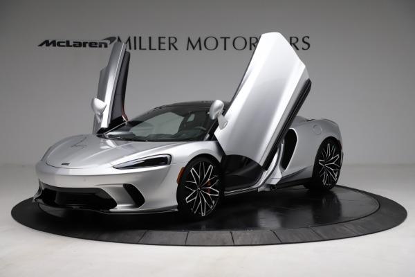 New 2021 McLaren GT Pioneer for sale $214,005 at Alfa Romeo of Westport in Westport CT 06880 13