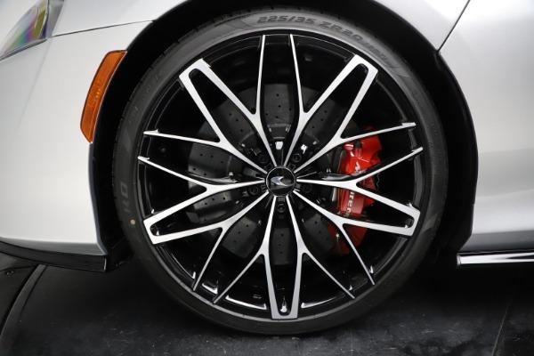New 2021 McLaren GT Pioneer for sale $214,005 at Alfa Romeo of Westport in Westport CT 06880 14
