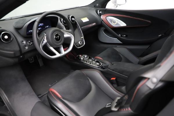New 2021 McLaren GT Pioneer for sale $214,005 at Alfa Romeo of Westport in Westport CT 06880 15