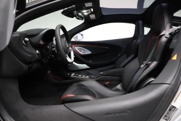 New 2021 McLaren GT Pioneer for sale $214,005 at Alfa Romeo of Westport in Westport CT 06880 16
