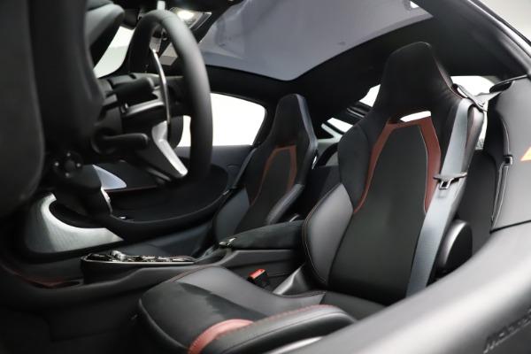 New 2021 McLaren GT Pioneer for sale $214,005 at Alfa Romeo of Westport in Westport CT 06880 17