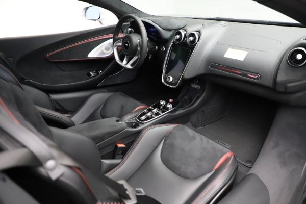 New 2021 McLaren GT Pioneer for sale $214,005 at Alfa Romeo of Westport in Westport CT 06880 18