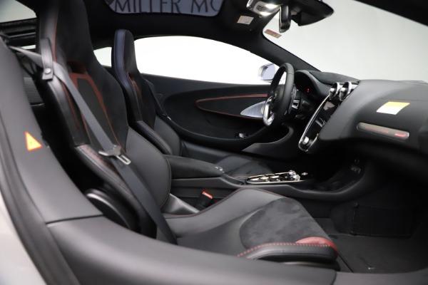 New 2021 McLaren GT Pioneer for sale $214,005 at Alfa Romeo of Westport in Westport CT 06880 19