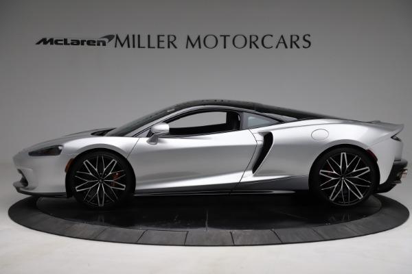 New 2021 McLaren GT Pioneer for sale $214,005 at Alfa Romeo of Westport in Westport CT 06880 2