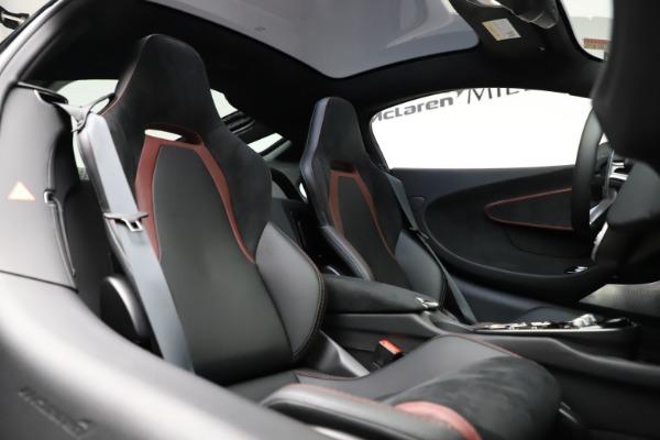 New 2021 McLaren GT Pioneer for sale $214,005 at Alfa Romeo of Westport in Westport CT 06880 20