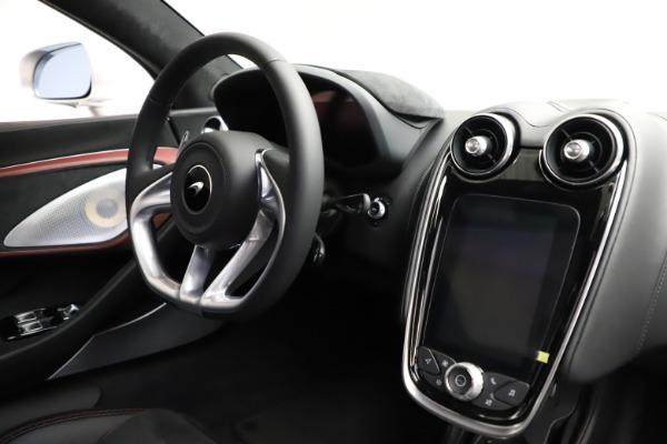 New 2021 McLaren GT Pioneer for sale $214,005 at Alfa Romeo of Westport in Westport CT 06880 23