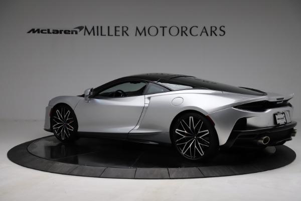 New 2021 McLaren GT Pioneer for sale $214,005 at Alfa Romeo of Westport in Westport CT 06880 3