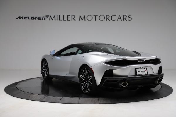 New 2021 McLaren GT Pioneer for sale $214,005 at Alfa Romeo of Westport in Westport CT 06880 4