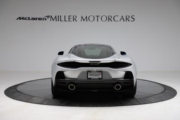 New 2021 McLaren GT Pioneer for sale $214,005 at Alfa Romeo of Westport in Westport CT 06880 5