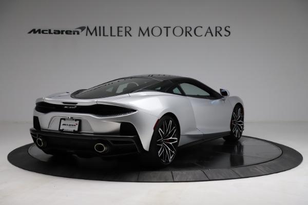 New 2021 McLaren GT Pioneer for sale $214,005 at Alfa Romeo of Westport in Westport CT 06880 6