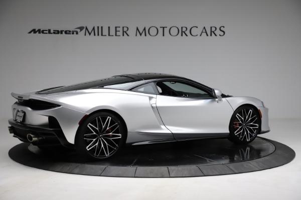 New 2021 McLaren GT Pioneer for sale $214,005 at Alfa Romeo of Westport in Westport CT 06880 7
