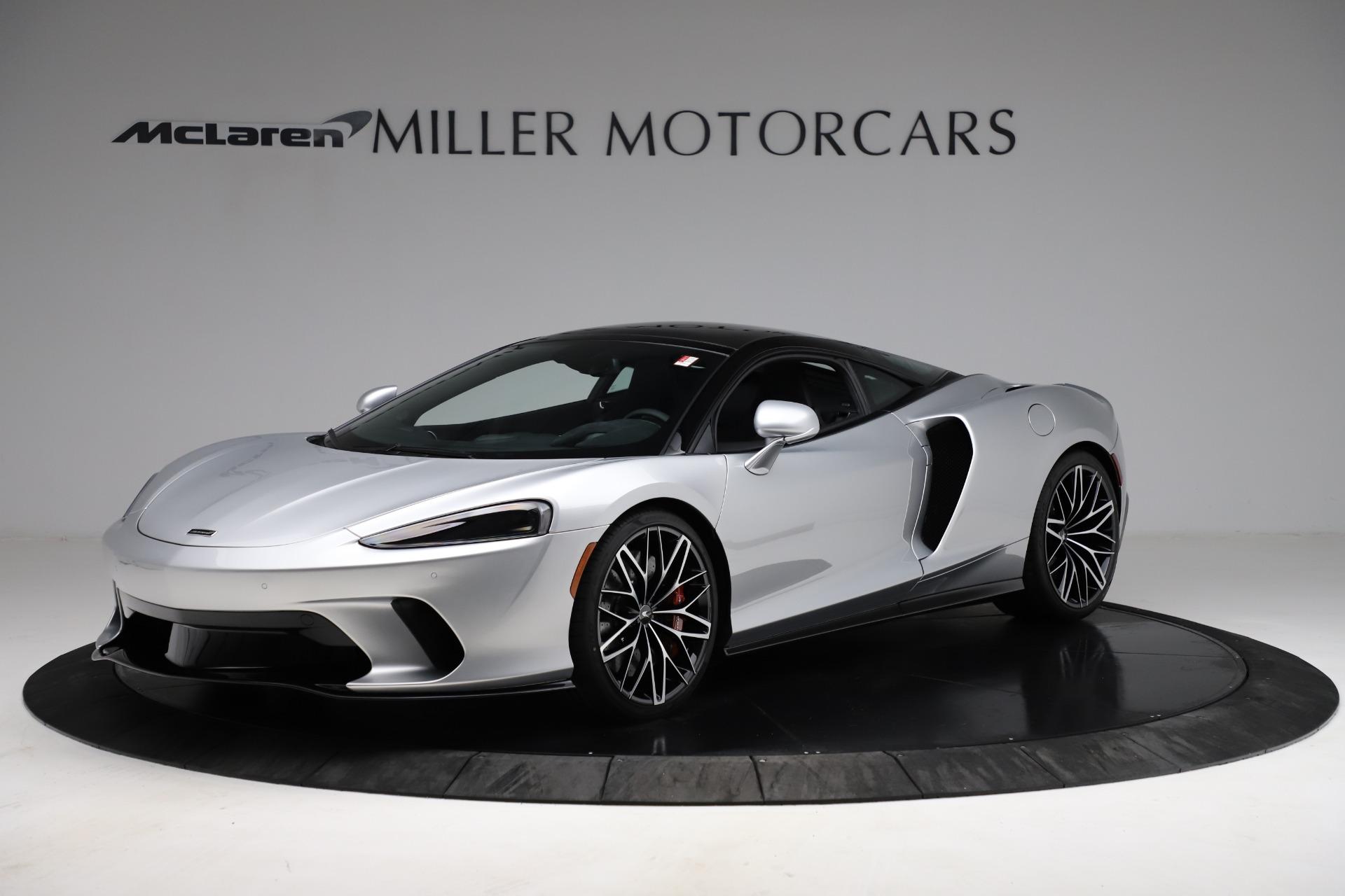 New 2021 McLaren GT Pioneer for sale $214,005 at Alfa Romeo of Westport in Westport CT 06880 1