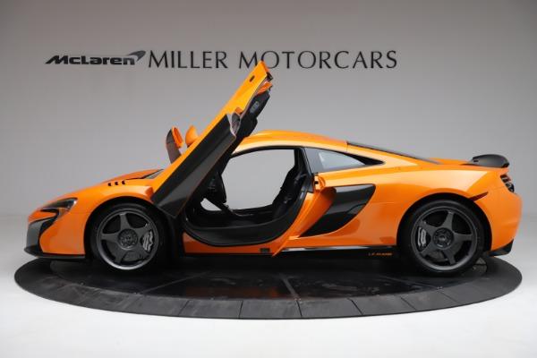 Used 2015 McLaren 650S LeMans for sale $299,900 at Alfa Romeo of Westport in Westport CT 06880 14