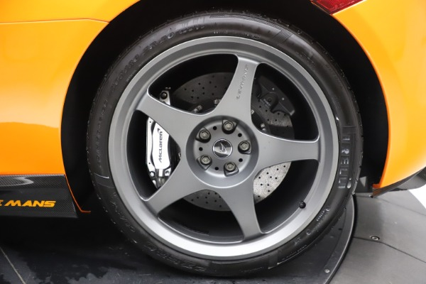 Used 2015 McLaren 650S LeMans for sale $299,900 at Alfa Romeo of Westport in Westport CT 06880 15