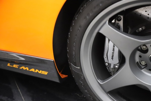 Used 2015 McLaren 650S LeMans for sale $299,900 at Alfa Romeo of Westport in Westport CT 06880 16