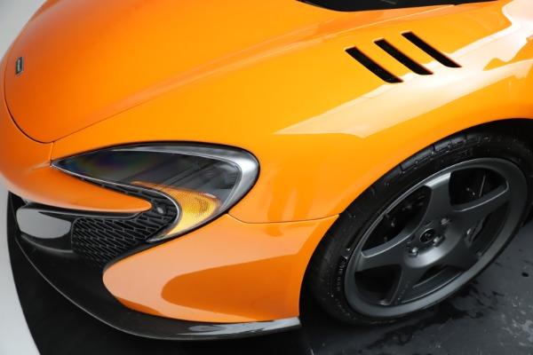 Used 2015 McLaren 650S LeMans for sale $299,900 at Alfa Romeo of Westport in Westport CT 06880 17